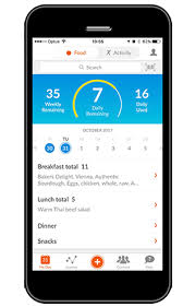 application mobile weight watchers